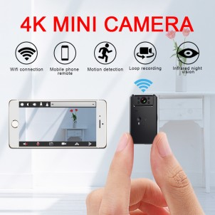 Camera mini Q14 Hồng Ngoại Quay Đêm