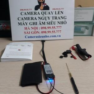 Camera V66 Ngụy Trang Siêu nhỏ Quay Đêm Siêu Nét