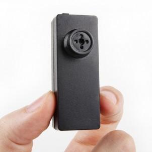 Camera ngụy trang cúc áo Wifi H264 xem qua điện thoại