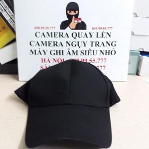 Mũ camera wifi ngụy trang bí mật