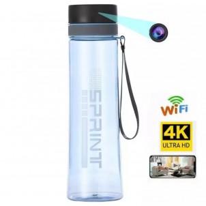 Camera ngụy trang chai nước kết nối wifi xem từ xa