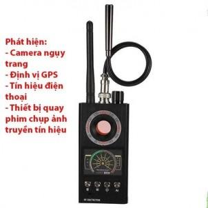 Máy phát hiện nghe lén định vị gps và camera quay lén K68 cao cấp