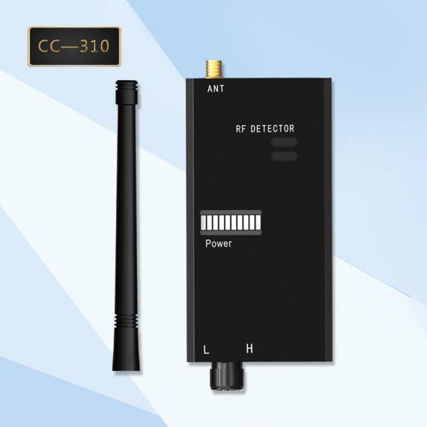 Máy dò tìm và phát hiện máy nghe lén định vị GPS cầm tay CC310 mới nhất