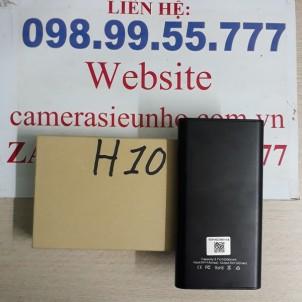 Camera quay lén ngụy trang cục sạc dự phòng H10